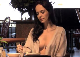Breasts exposed in public