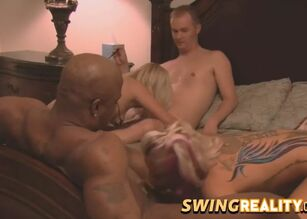 Swinger couple
