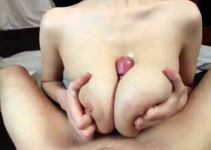 Huge natural tit porn