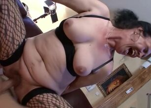 Mature and young porn